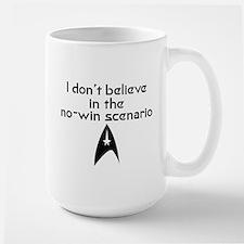 No-Win Scenario Mug