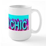 Urban Chic Skyline Large Mug