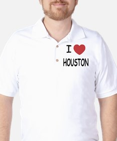 I heart houston T-Shirt