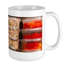 Fresh Packed Salads Mug