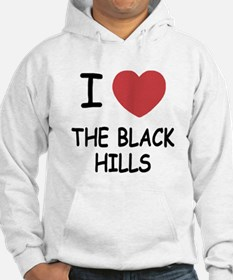 I heart the black hills Hoodie