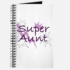 Super Aunt Journal