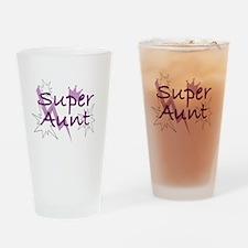 Super Aunt Pint Glass