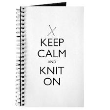 Keep Calm Journal