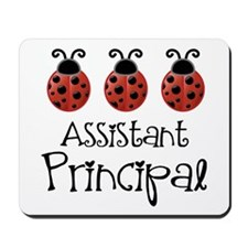 Assistant Principal Gift Mousepad