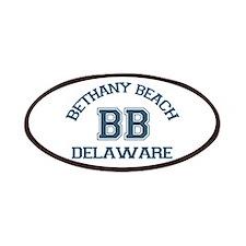 Bethany Beach - Varsity Design Patches
