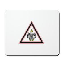 Scottish Rite Emblem Mousepad