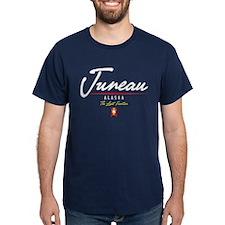 Juneau Script T-Shirt