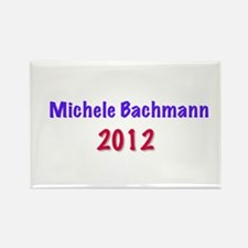Michele Bachmann Rectangle Magnet