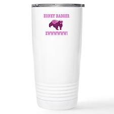 Honey Badger EWWWWWW! Travel Mug