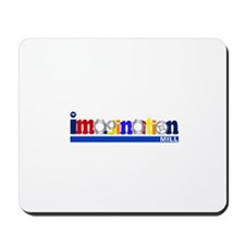 The Imagination Mill Mousepad