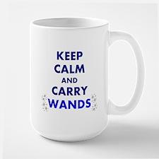 Carry Wands Large Mug