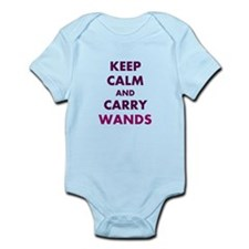 Carry Wands Infant Bodysuit