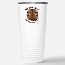 The Real Obama Travel Mug