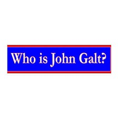 John Galt 21x7 Wall Peel