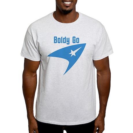 Boldly Go Light T-Shirt