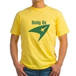 Boldly Go Yellow T-Shirt
