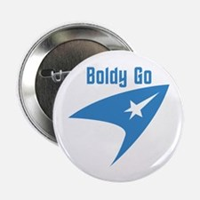 "Boldly Go 2.25"" Button (10 pack)"