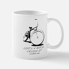 Bike - White Mugs