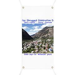 Atlas Shrugged Celebration Day Banner