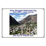 Atlas Shrugged Celebration Day Banner