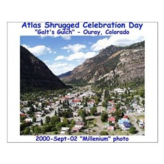 Atlas Shrugged Celebration Day Posters