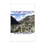 Atlas Shrugged Celebration Day Mini Poster Print