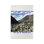 Atlas Shrugged Celebration Day Rectangle Magnet (1