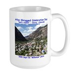 Atlas Shrugged Celebration Day Large Mug