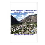 Atlas Shrugged Celebration Day Postcards (Package
