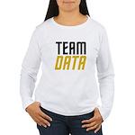 Team Data Women's Long Sleeve T-Shirt