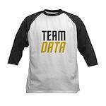 Team Data Kids Baseball Jersey