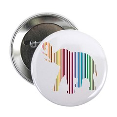 Colorful Elephant Stripes 2.25