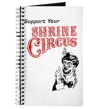 Shrine Circus Clown Journal
