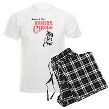 Shrine Circus Clown Pajamas
