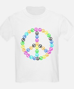 Peace Signs T-Shirt