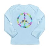 Peace Long Sleeve Tees