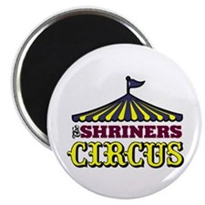 "Shriners Circus 2.25"" Magnet (10 pack)"