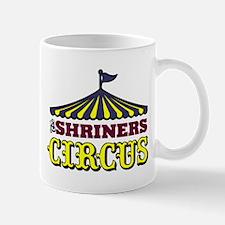 Shriners Circus Mug