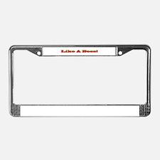 Cute Saturdaynightlivetv License Plate Frame