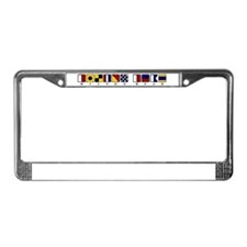 Hilton Head License Plate Frame