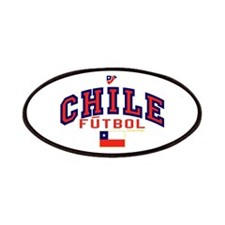 CL Chile Futbol Soccer Patches