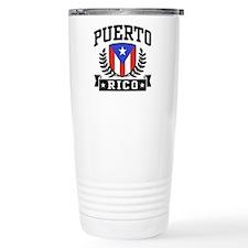 Puerto Rico Travel Mug