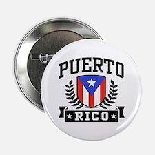 """Puerto Rico 2.25"""" Button"""