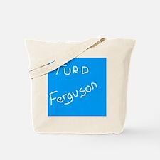 Cute Ferguson Tote Bag