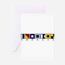 Topsail Beach Greeting Cards (Pk of 10)