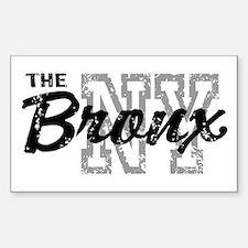 The Bronx NY Sticker (Rectangle)
