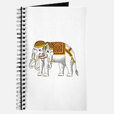 Thai Erawan White Elephant Journal