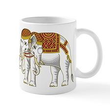 Thai Erawan White Elephant Mug