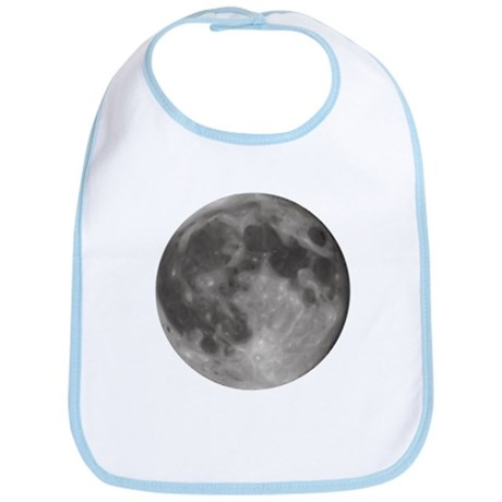 Luna - Full Moon - Bib